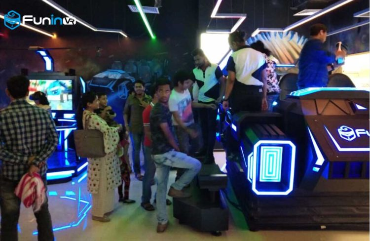 Zhuoyuan's VR store in india