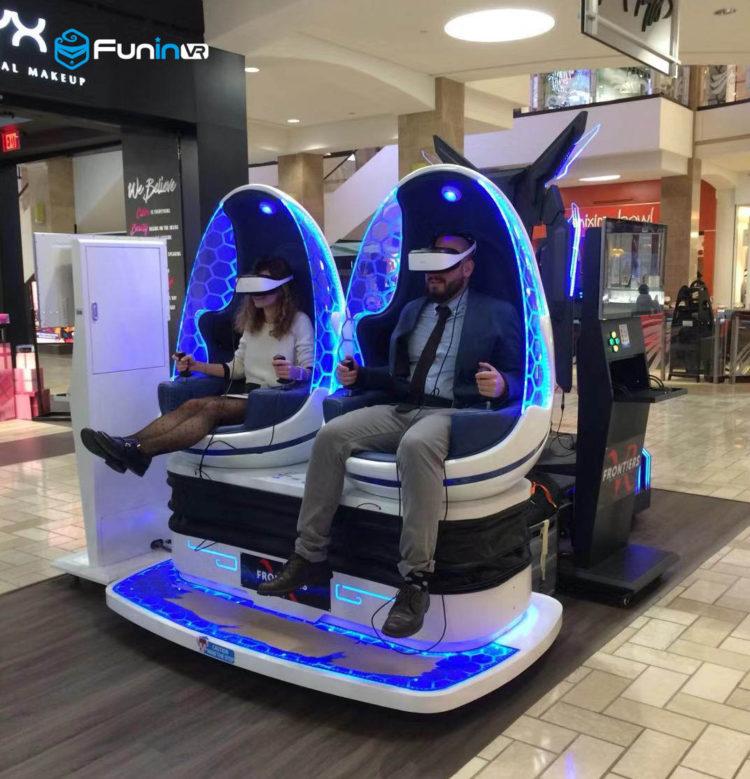 FuninVR Tyson's Corner Center mall