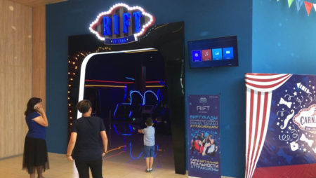 FuninVR's vr experience center in Kazakhstan