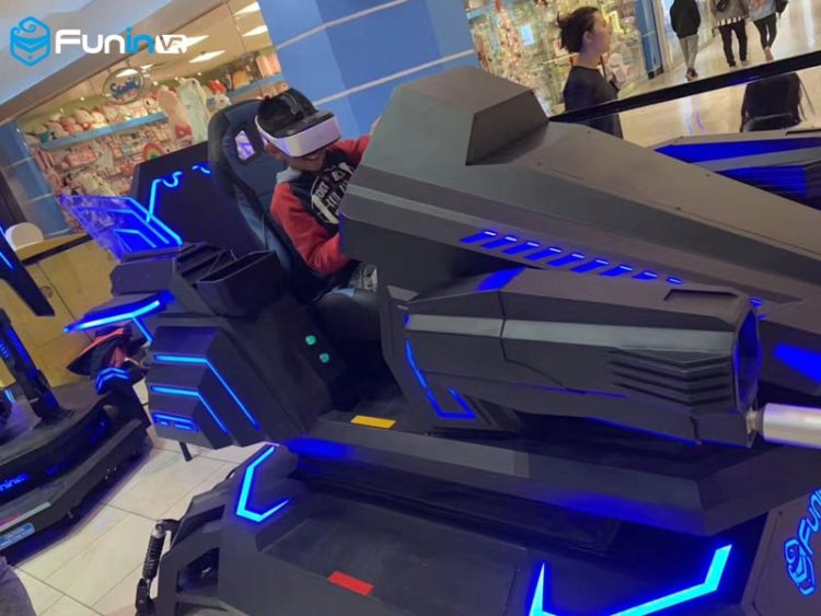 Xindy 9d virtual reality simulator game center in USA