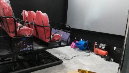 Entertainment Product 3D 4D 5D 6D Cinema Theater Movie Motion Chair Seat Space Capsule 9D Vr Cinema