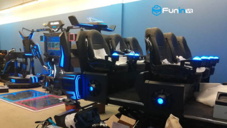 Virtual Reality Simulators & 9D VR Machines For Sale