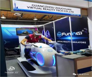 China Supplier virtual reality 9d vr simulator  Germany