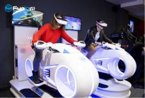 Good business VR simulator 9D Vr Game in Ukraine