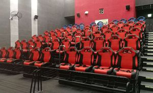 VR Machine Safety Education Technology Project/ 5D 7D Cinema equipment In Korea
