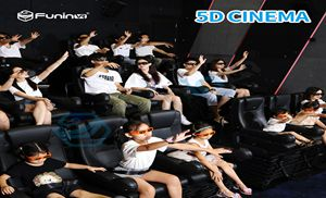 One-Stop 5D/7D/8D cinema projects