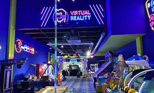 3 Hot VR equipment for VR Theme park From Spanish Client