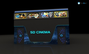 32 Seats 5D Cinema In Thailand