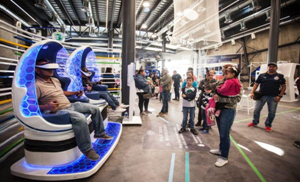 Set up 9D VR experience centers In Mexico